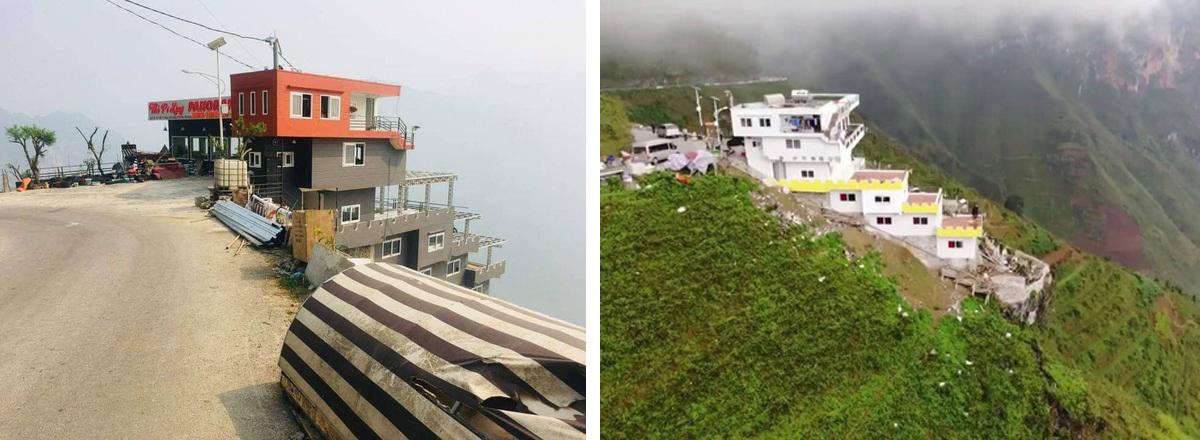 Ma Pi Leng Panorama rises out of the Ma Pi Leng mountain pass in Ha Giang Province. Photo:Cong Hoan / Booking.com