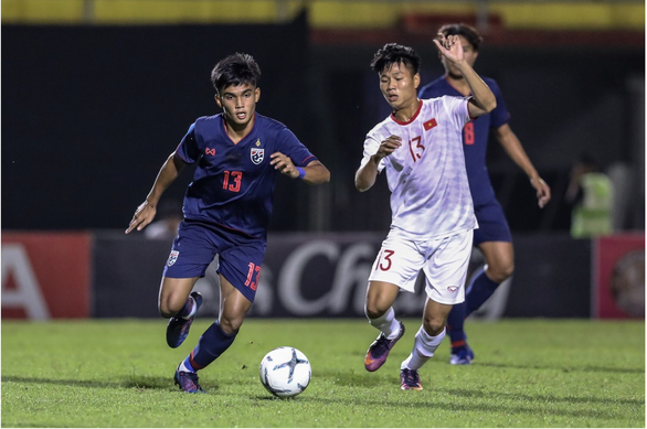 Vietnam beat Thailand with stoppage-time goal in U19 friendly tourney