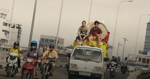A scene from Vietnamese film 'Rom'.