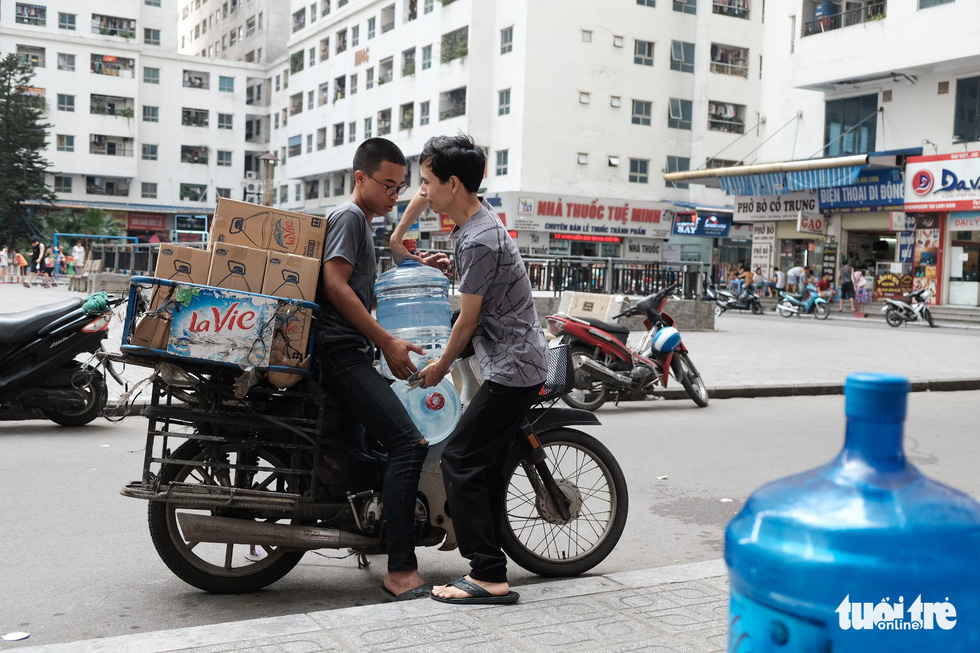Cause of smelly tap water in Hanoi remains unclear