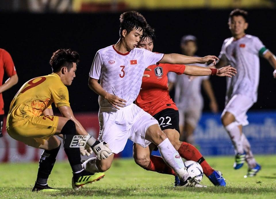 Vietnam U19s place second in Thailand friendly championship