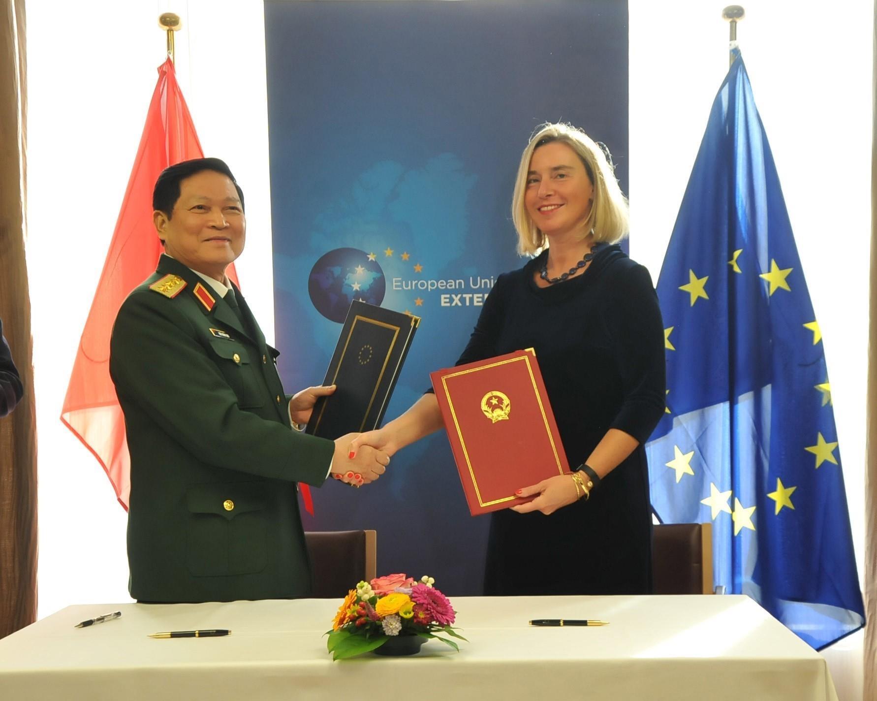 Vietnam, EU sign FPA on crisis management