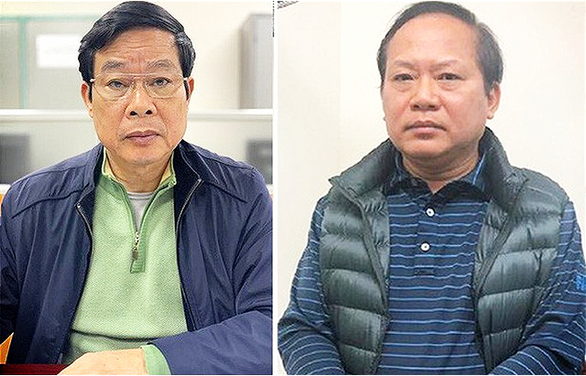 Two former Vietnamese ministers prosecuted in scandalous acquisition deal