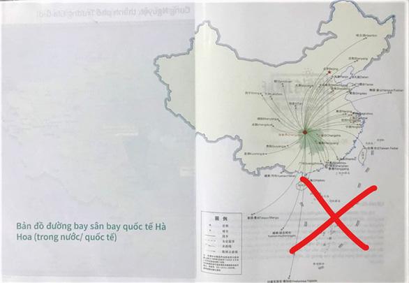 Vietnam fines holiday firm Saigontourist over pamphlets with illicit '9-dash line' map