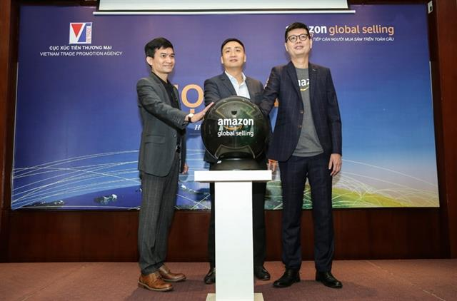 Amazon Global Selling establishes specialized team in Vietnam