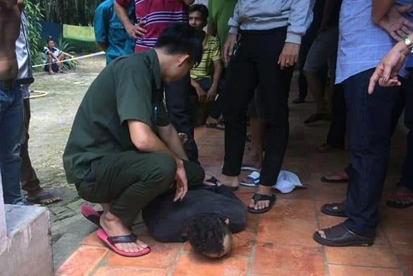 19-yo suspect dies of drug overdose after murdering elderly man in southern Vietnam