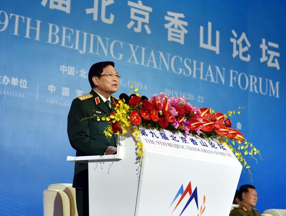Vietnam raises East Vietnam Sea issue at 9th Beijing Xiangshan Forum