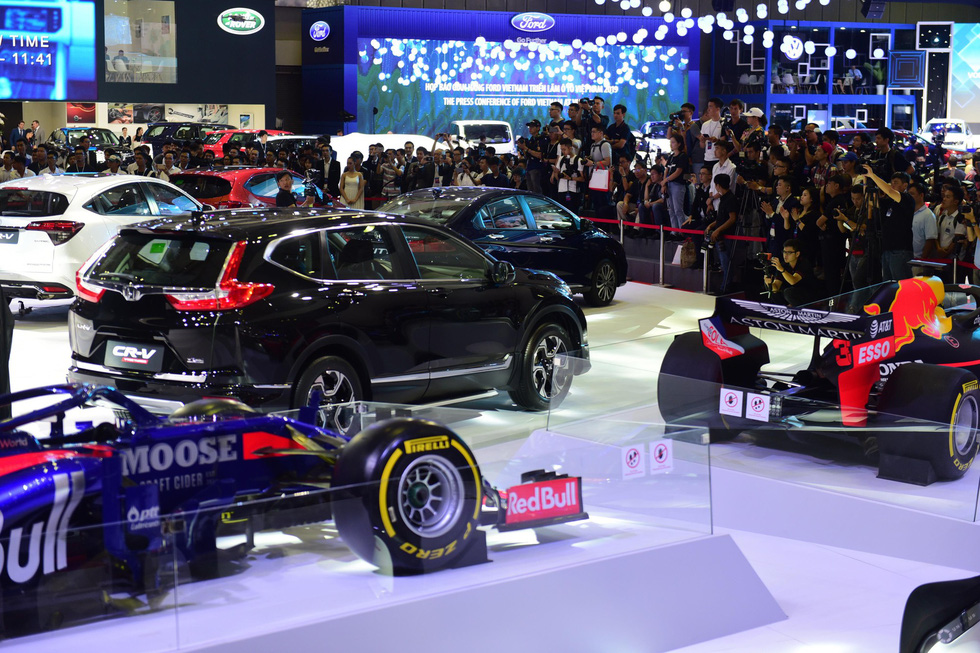 Vietnam Motor Show 2019 kicks off in Ho Chi Minh City