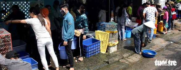 Catch, release, and catch again: Buddhist ritual of mercy turns ugly in Vietnam