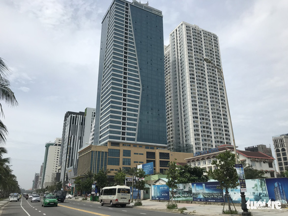 Muong Thanh asked to dismantle illegally built sections of Da Nang high-rise