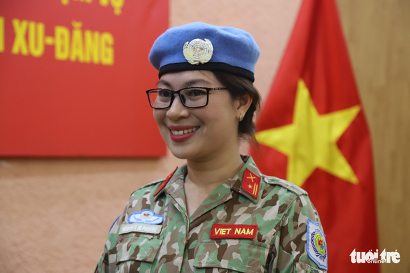 Vietnam sends two more officers to UN peacekeeping mission in South Sudan