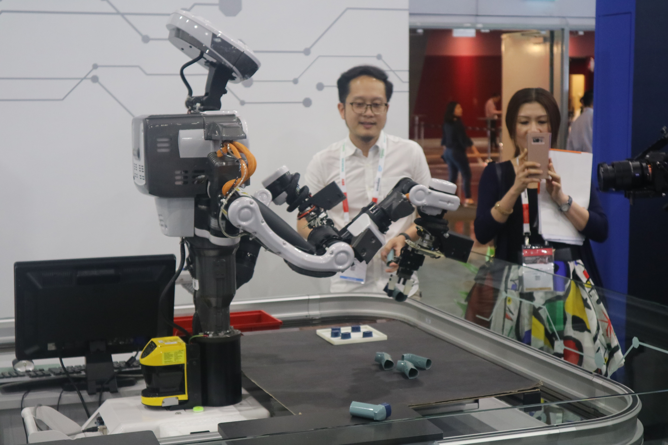 Innovative technologies to be showcased at SFF x SWITCH in Singapore this November
