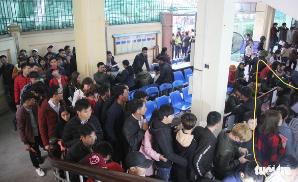 Vietnam police break up illegal ring that helped send laborers abroad