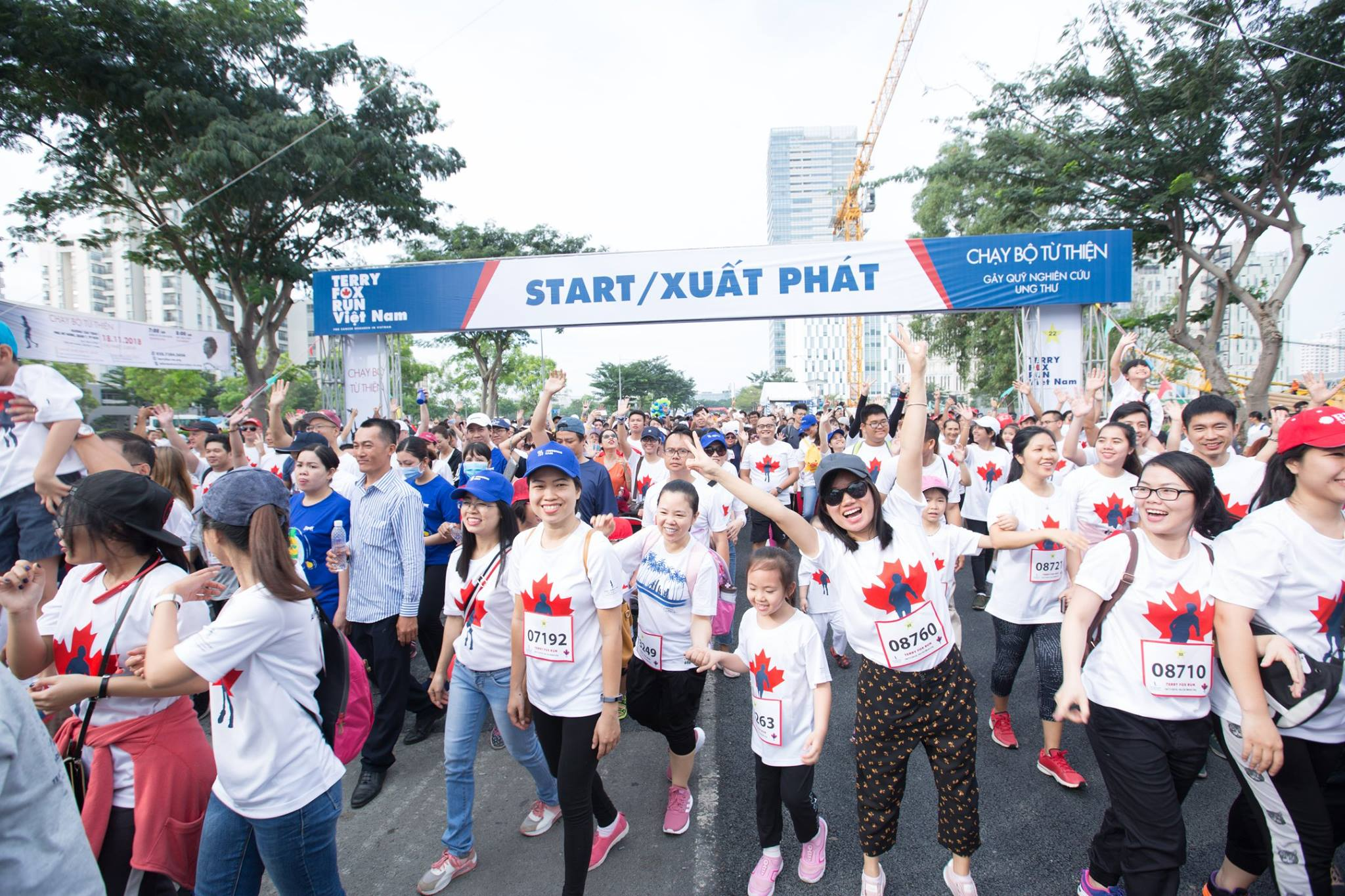 Charity run for cancer research to return to Ho Chi Minh City in November