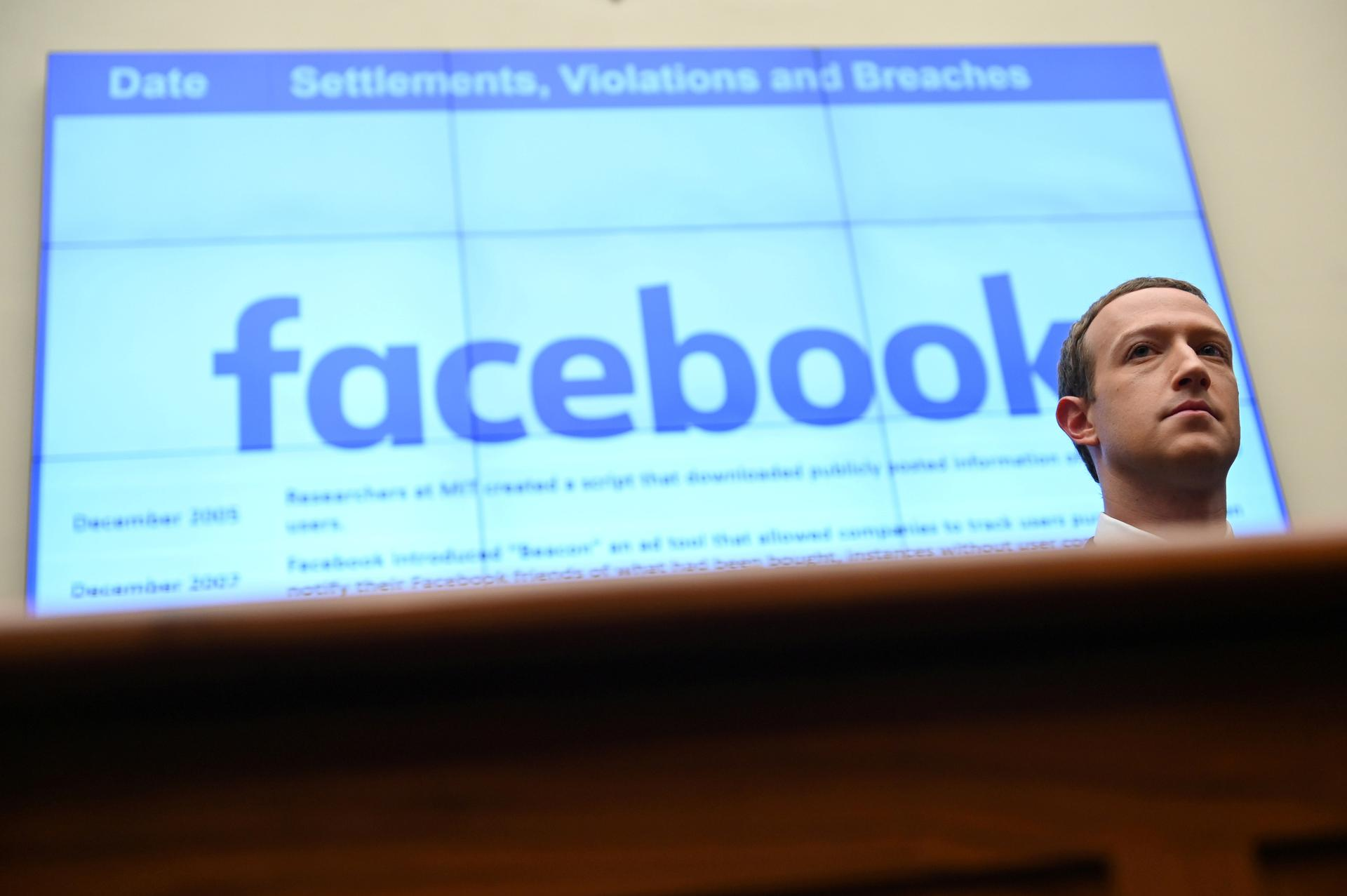Facebook sued for age, gender bias in financial services ads