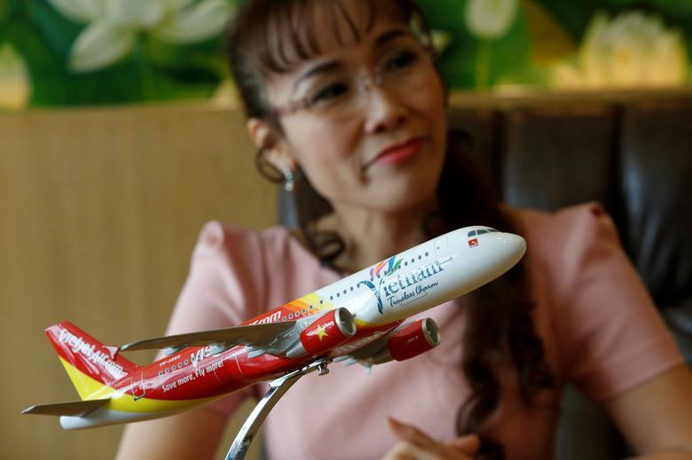 Vietnam's VietJet orders 20 Airbus A321XLR aircraft