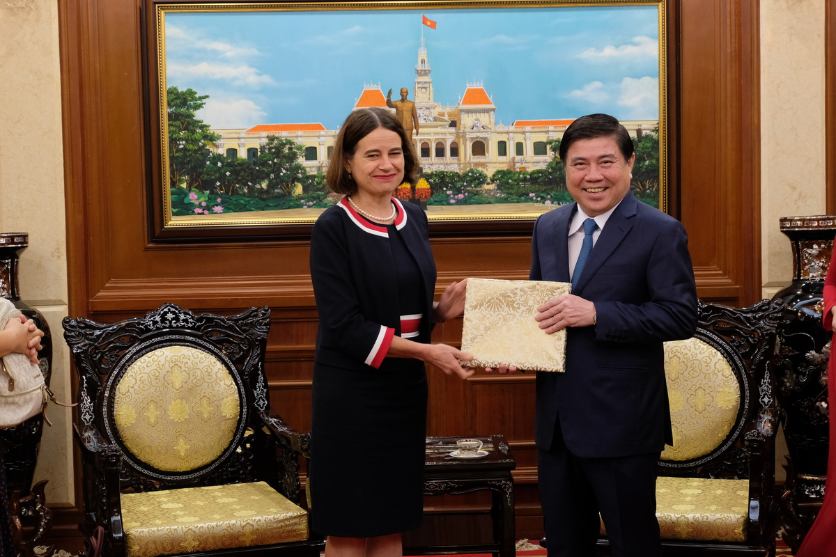 Ho Chi Minh City should be focus of strategy to double Vietnam-Australia investment: ambassador