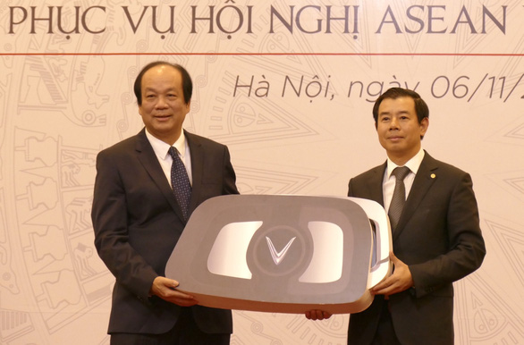 Vietnamese automaker VinFast named car supplier for ASEAN 2020 events