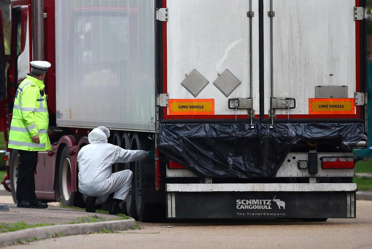 Vietnam to repatriate 39 victims of UK truck deaths by weekend: gov't