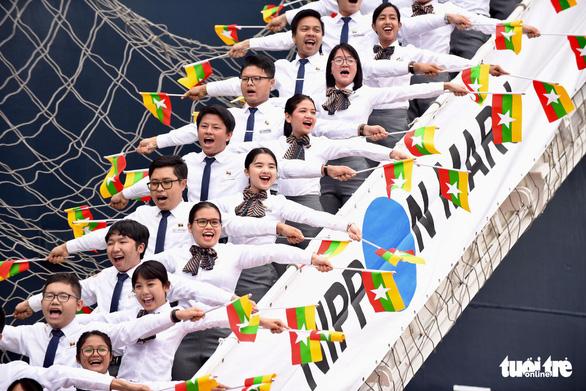 'Hello, Vietnam!': SSEAYP 2019 ambassadors arrive in Ho Chi Minh City