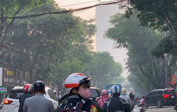 Hanoi's air pollution reaches worst level since year-start
