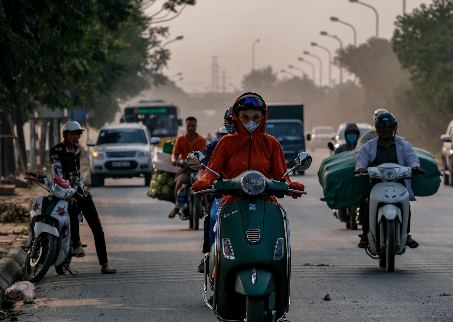 Cold snap to lower temperatures throughout Vietnam