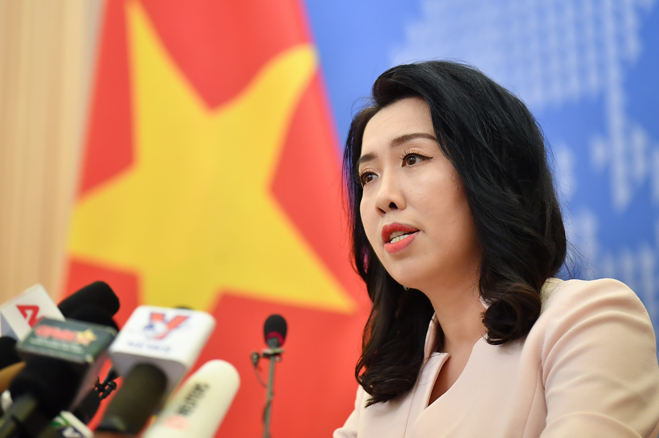 Vietnam rejects China's statement on East Vietnam Sea islands