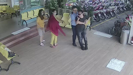 BeCar driver suspended for attacking woman at Ho Chi Minh City hospital