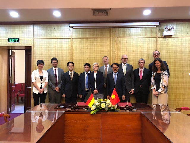 Germany commits over €213mn to support Vietnam's growth strategy in next two years