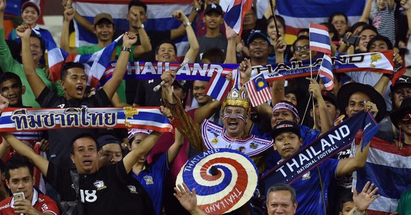 1,800 Thai supporters to fill Vietnam stadium for World Cup qualifying rematch