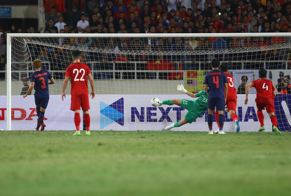 Vietnam defend Group G's top spot after goalless draw against Thailand in World Cup qualifier