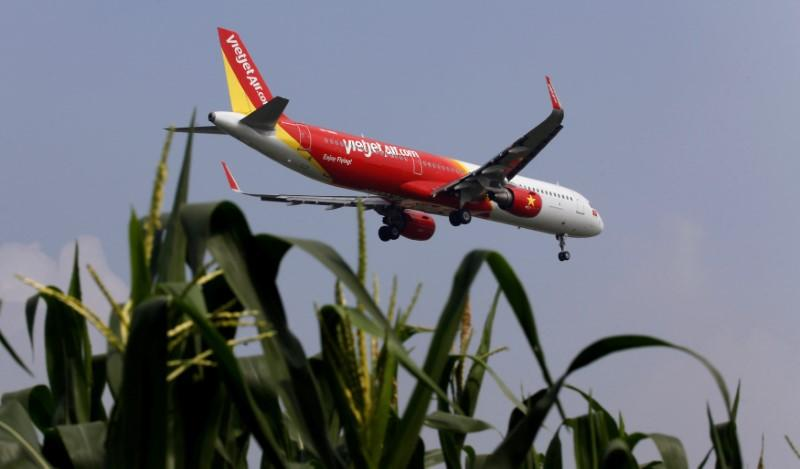 VietJet signs $140 mln loan for fleet expansion