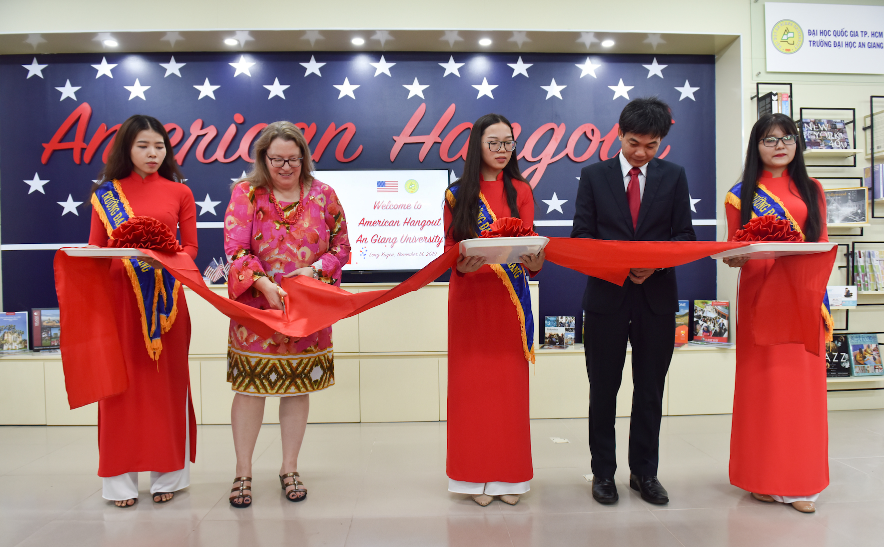 US launches second American Hangout in Vietnam's Mekong Delta