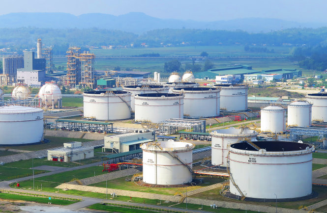 Vietnam's Dung Quat refinery to import 8 mln-10 mln barrels of WTI, Bonny Light in 2020