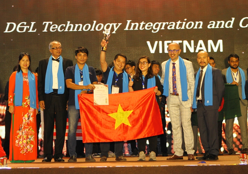 Vietnamese air quality app wins Asia Pacific community service prize