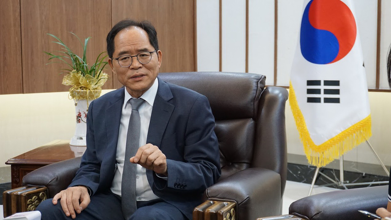 Vietnam central to South Korea's ASEAN-focused 'New Southern Policy': ambassador