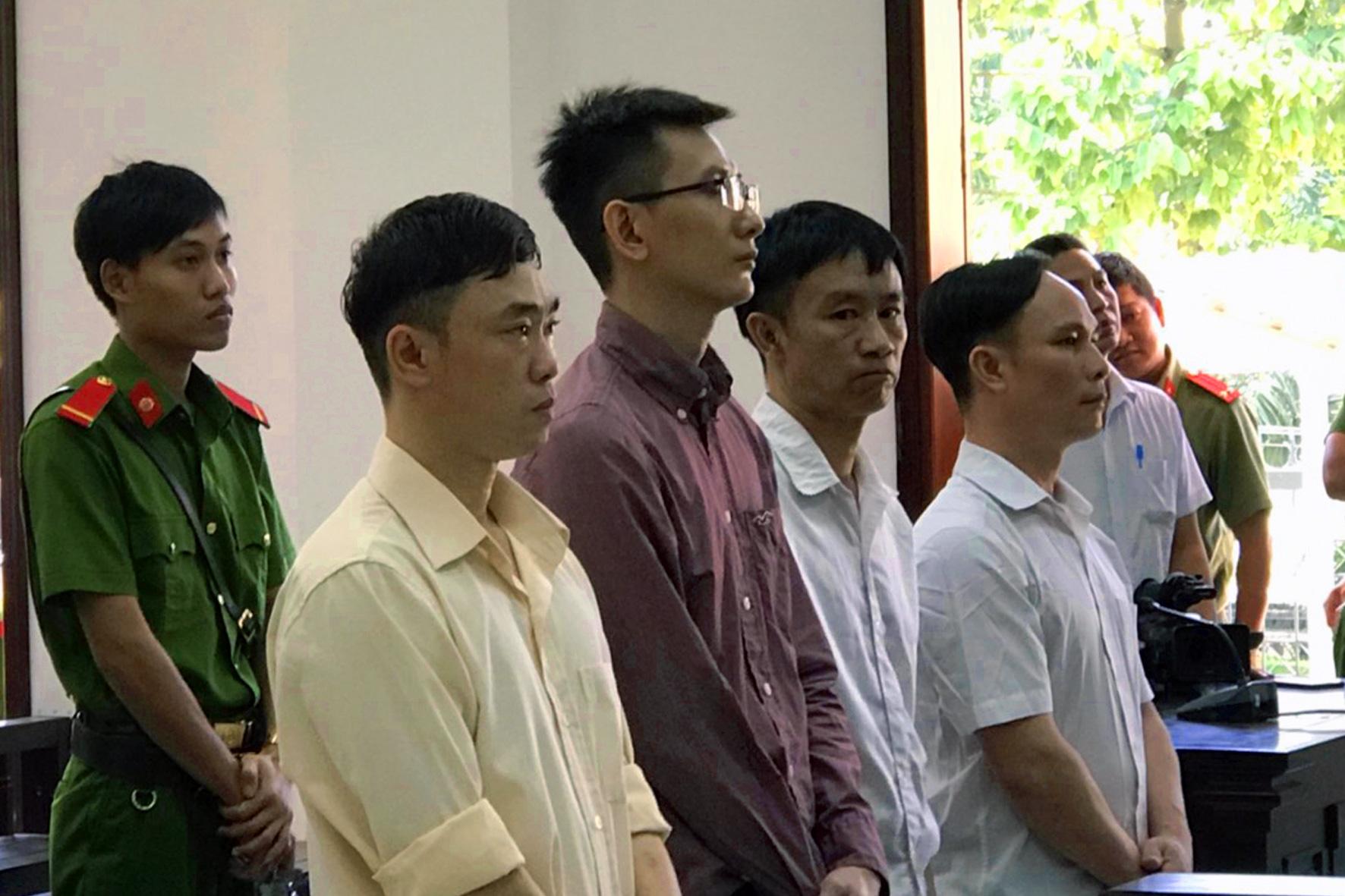 Vietnam jails 4 for plotting explosive attacks near Ho Chi Minh City