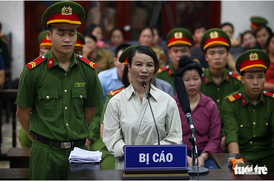 Mother of raped, murdered college student jailed for trading drugs in northern Vietnam