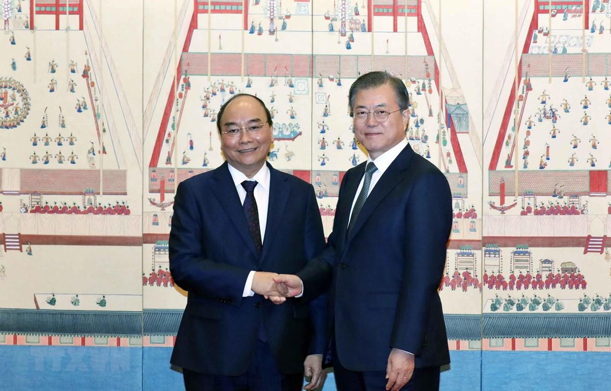 Vietnam, S.Korea to strive for $100bn bilateral trade
