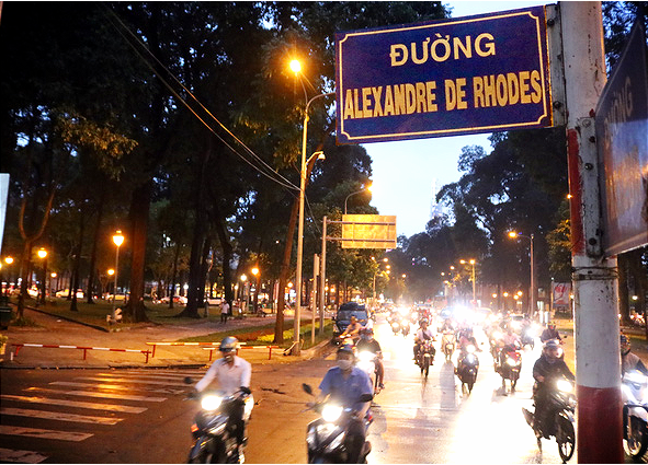 What's in a name? Debate rages over Da Nang wanting to name streets after Western missionaries