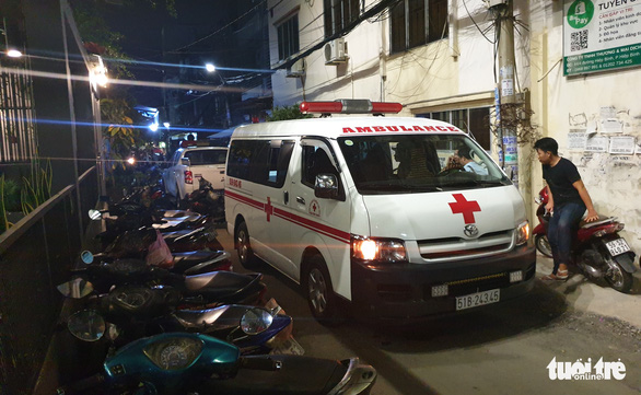 Go-Viet driver dies after street brawl over spitting row in Ho Chi Minh City