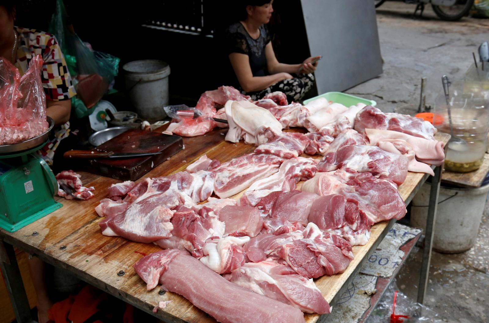 Russian pork producers get access to Vietnamese market