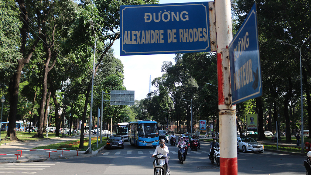 On Da Nang street naming scheme: Names will never hurt you