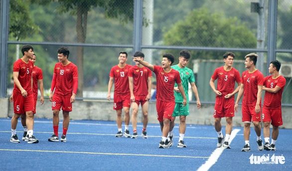 Vietnam aim for emphatic win over Singapore in 2019 SEA Games men's football