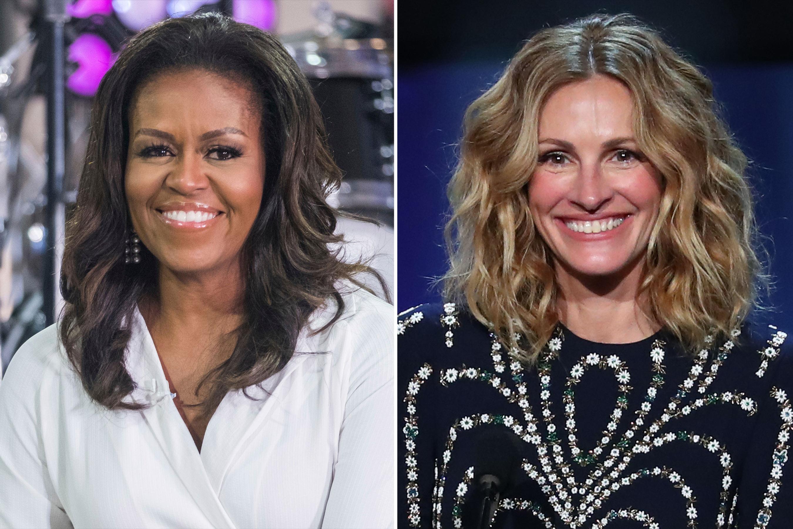 Julia Roberts to join Michelle Obama on Vietnam trip next week