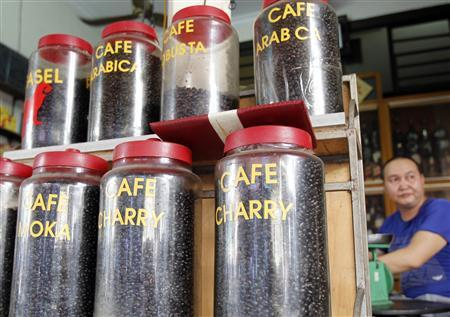 Asia Coffee-Sluggish trade in Vietnam on low prices, Indonesia quiet