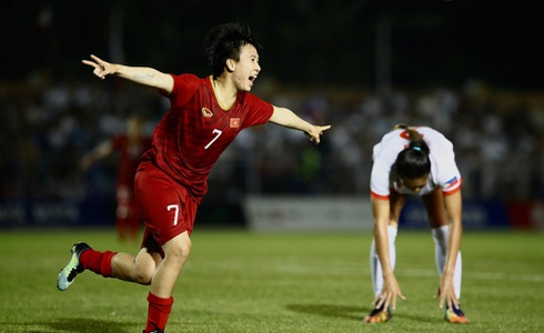 Vietnam defeat hosts Philippines to set up SEA Games women's football final with Thailand