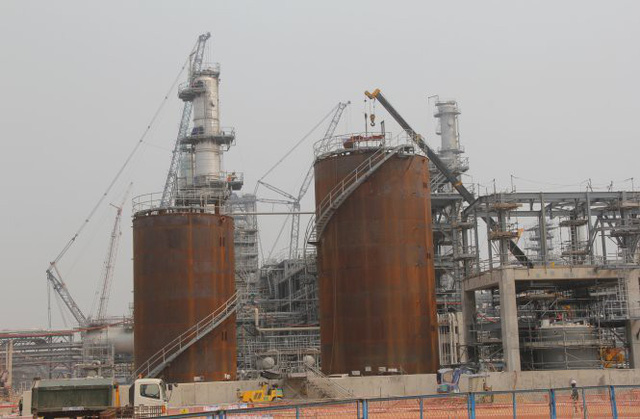 Vietnam's Nghi Son refinery restarting, to be fully operational Dec 12: source