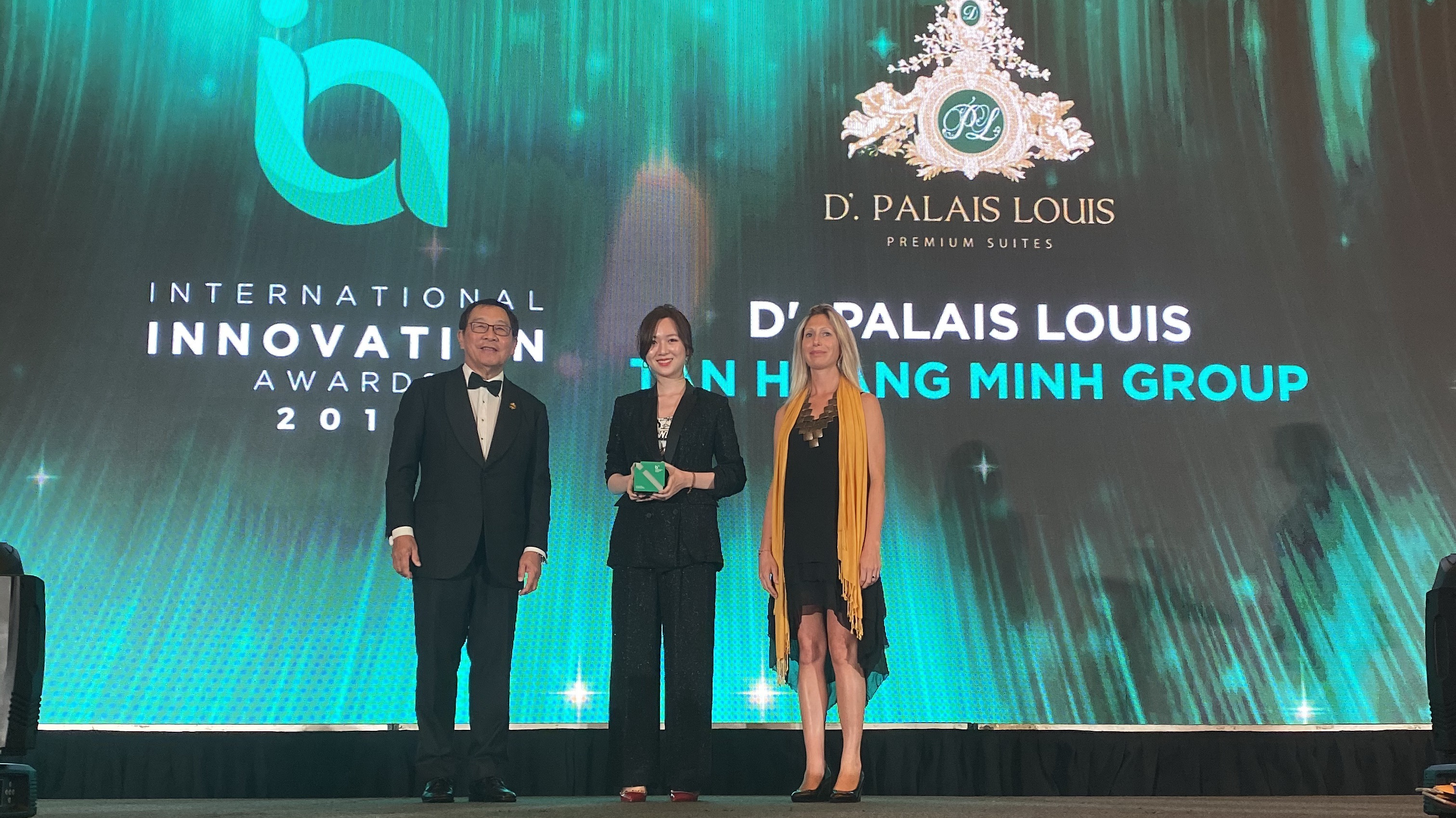 Vietnam realty firm among 35 honored with International Innovation Awards 2019