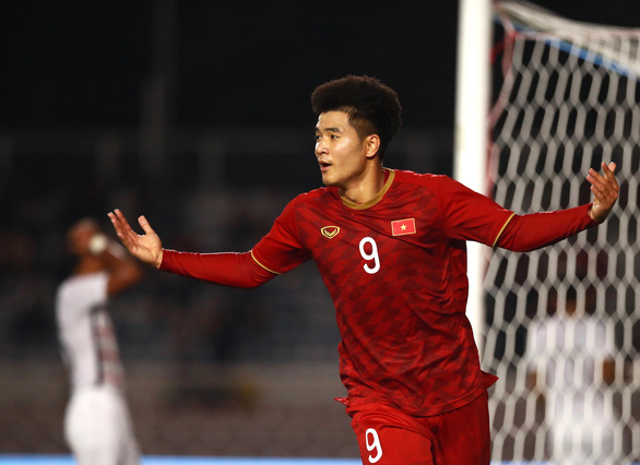 Vietnam whip Cambodia to take on Indonesia in SEA Games men's football finale